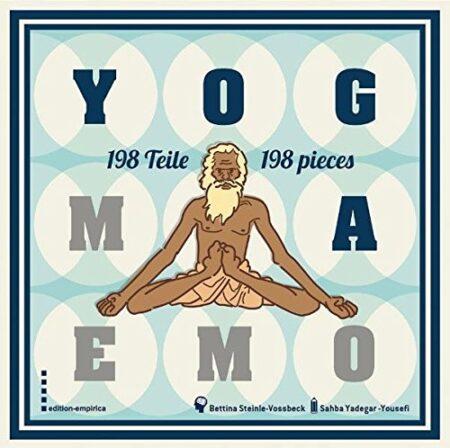 Yoga Memo von Bettina Steinle-Vossbeck und Sahba Yadegar Yousefi